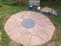 fort collins stone paver circle