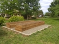 fort collins raised bed hardscapes